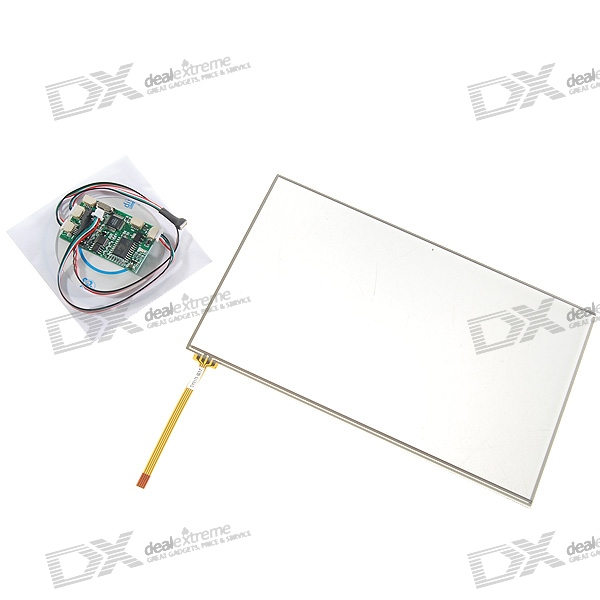 Touch Screen Digitizer with Bluetooth Connectivity DIY Mod Kit for Asus Eee PC 901/904 UMPC Laptops