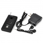 CC308+ Wireless Full-Range All-Round GPS Signal Detector - Black