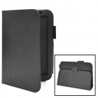 SMN80_B Protective PU Leather Case for Samsung Galaxy Note 8.0 N5110 - Black
