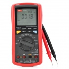 "UNI-T UT70D 3."" LCD Digital Multimeter - Red + Deep Grey (1 x 9V 6F22)"