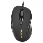 Rajoo Magic Claw USB 2.0 Kabel 1200dpi Optical Gaming Mouse - Schwarz (140cm-Kabel)
