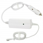 "85W Apple 5Pin Car Charger Adapter for 15.4"" / 17"" Apple MagSafe 2 MacBook Pro Notebook - White"