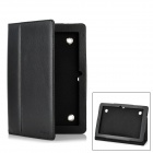 Protective PU Case w/ Holder for 10