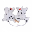Cute Puppy Curtain Clasps/Holders (2-Pack)