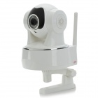 VH1216MIW H.264 1.0MP Indoor IP Camera w/ IR-CUT Day / Night Pan / Tilt / Wi-Fi / Free DDNS - White