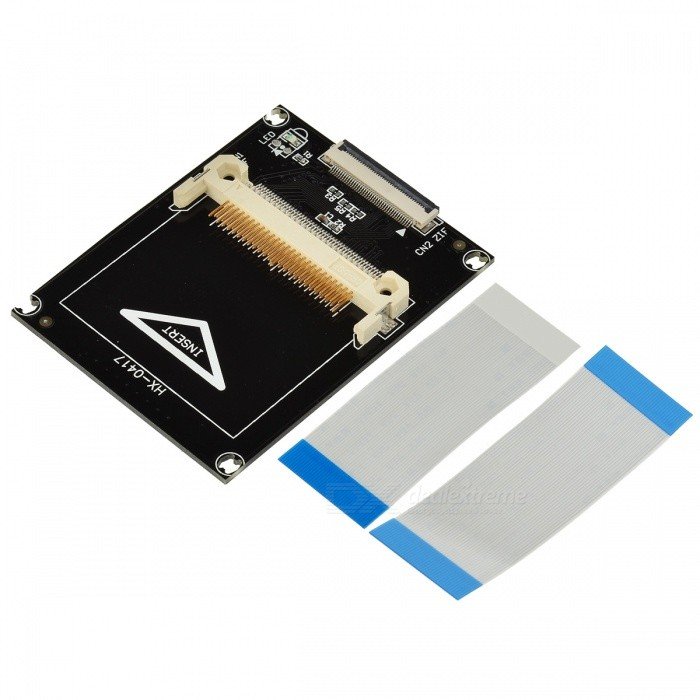 cf-flash-memory-to-18-cezif-hard-disk-adapter-card-with-zif-cable