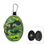 YSDX-756 Grenade Style Creative Canvas Purse - Camouflage Green