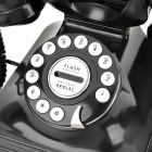 Archaize Wired Telephone - Black