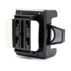 360 Degree Rotatable Car Air Condition Vent Stand Holder for Iphone 5 +GPS + More - Black