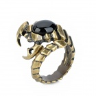 Unique Scorpion Style Fashion Zinc Alloy Ring - Bronze