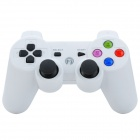 Stilvolle Wireless Bluetooth V3.0 DOUBLESHOCK Controller für PS3 / PS3 Slim / PS3 CECH 4000 - White