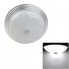 FuDeng FD-XD-RG-9W 9W 700lm 6400K White Light LED Human Induction Lamp - White (110~260V)