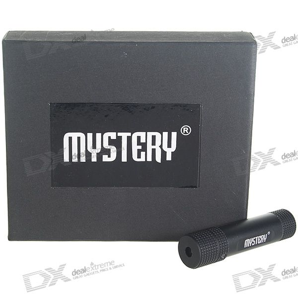 Mystery B01 0.08mW 650nm Red Laser Sight Kit with Pistol/Rifle Gun Mount and Pressure Switch