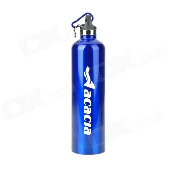 ACACIA Stainless Steel Dual Layer Warming Water Bottle - Deep Blue (750ml)