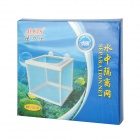 DF1516 Aquarium Fish Tank Net Feeding Breeder - White