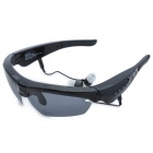 GELETE GBM02005 Outdoor Bluetooth v2.0 Stereo MP3 Player Polarized Sunglasses - Black