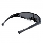 Outdoor Cycling UV400 Protection Sunglasses - Black