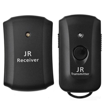 JJC JR-A InfraRed Shutter Remote for Canon EOS Digital SLR Camera Series