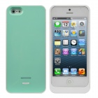 Rechargeable 2600mAh Power Bank External Battery w/ USB Charging Cable for iPhone 5 - Light Green