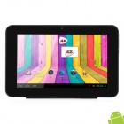 "MELE M7 7"" Capacitive Screen Android 4.1.1 Quad Core Tablet PC w/ TF / Wi-Fi / Camera / HDMI - Black"