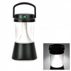 TOKUYI Rechargeable 28-LED White Light Led Camping Lantern Light - Black