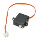 1.7g Low Voltage Digital Servo - Black (2.5~4.8V)