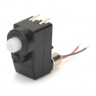 1.3g integration Rotary Servo- Black (2.5~4.8V)