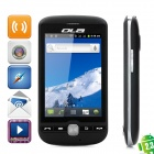 "OLA LAVORUM Android 2.3 GSM Smartphone w/ 3.5"" Capacitive Screen, Wi-Fi and Quad-Band - Black"