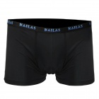 KAILAS KG431021 Quick Drying Men's Underpants - Black (Size XL)