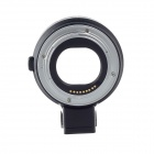 JYC Viltrox Mount Adapter Ring for Canon EF-EOS M - Black (26mm)