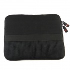 "Protective Soft Bag Pouch for iPad 2 / 3 / 9.7"" Tablet PC - Black"