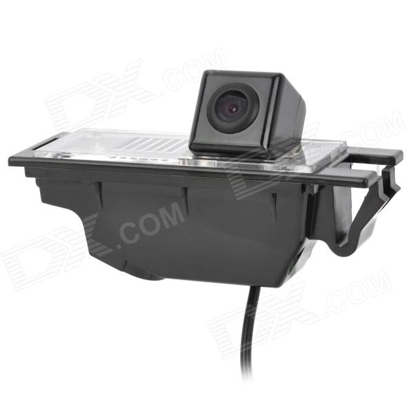 Waterproof CMOS NTSC / PAL 170' Wide Angle Car Rearview Camera for Hyundai Ix35 - Black (DC 12V)