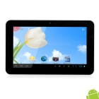 "Liunx V86 7"" Capacitive Screen Android 4.0 Tablet PC w/ TF / Wi-Fi / Camera - White + Black"