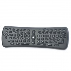 Unuiga U03 78-Key 2.4GHz Air Mouse with Keyboard - Black (3 x AAA)
