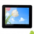 "Liunx N7 7"" Capacitive Screen Android 4.0 Tablet PC w/ TF / Wi-Fi / Camera - White + Black"