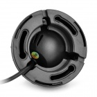 "Loosafe LS-B360X 1/4"" CCD 0.3MP Surveillance Security Camera w/ 24-IR LED - Black"
