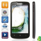 "Lenovo A800 3G Dual-Core Smartphone w/ 4.5"" Capacitive Screen, GPS, Wi-Fi and Dual-SIM - Black"