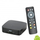 MELE A210 Android 4.0 Google TV Player w/ Wi-Fi / SD / 512MB RAM / 4GB ROM / HDMI / RJ45 - Black