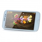"ONN V8 Android 4.0 Smartphone w/ 5.7"" Capacitive Screen, Wi-Fi, GPS and Dual-SIM - White + Silver"