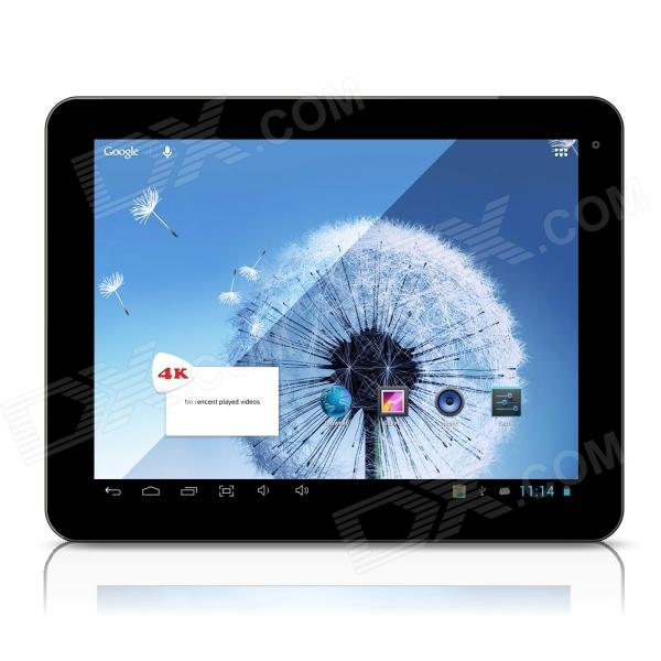 "FREELANDER PD80-HD 9.7"" Capacitive Screen Android 4.1 Quad Core Tablet PC w/ Wi-Fi / Camera - Silver"
