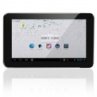 "Freelander PD10UP 7 ""kapazitiver Schirm Android 4.1 Dual Core Tablet PC w / TF / Wi-Fi - Schwarz"