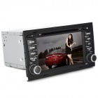 "LandNavi SL-9811T-2Gen Audi A4 7"" Capacitive Screen Android 2-DIN Car DVD w/ GPS/Analog TV/Wi-Fi/3G"