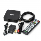 E-M6 Android 4.2 Dual-Core Google TV Player w / XBMC / SPDIF / Ethernet / 1GB RAM / ROM 4GB - Negro