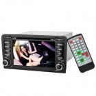 "LandNavi SL-9808T-2Gen Audi A3 7"" Capacitive Screen Android 2-DIN Car DVD w/ GPS/Analog TV/Wi-Fi/3G"