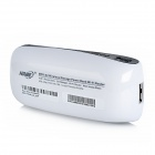 Hame MPR-A2 3G 150Mbps Wireless Router + 5200mAh Portable Charger - Black