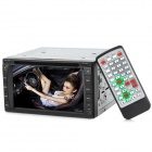 "LandNavi SL-9806T 2-Din Android 6.2"" Resistive Car DVD Player w/ Wi-Fi / Analog TV / GPS / Bluetooth"