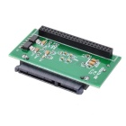 "SATA to 2.5"" IDE Female Hard Drive Adapter Card"