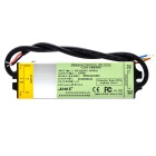 Waterproof 3A 36W Power Constant Voltage Source LED Power Supply - Silver + Black (100~240V)
