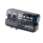 TSK TD-22 Car Stereo High to Low Lever Converter Adapter - Black