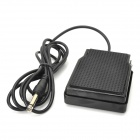SZ201302 Universal Electronic Keyboard Sustain Pedal - Black (6.5mm Plug / 120cm-Cable)